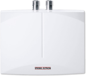 Mini Instantaneous Unvented Water Heater Stiebel Eltron DEM6 5.7kw electronic