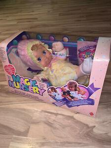 Magic Nursery Newborn - Mädchen oder Junge Mattel 1990, RAR, absolut NEU