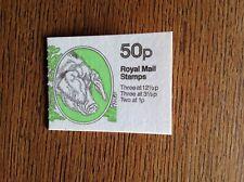 Great Britain Stamp Booklet Old Spot Pig 36p. Sg Fb24b.