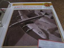 Faszination 4 112 Lockheed C 69 C 121 Constellation Transporter USA