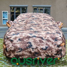 New Waterproof Camouflage Car Cover Safty Chain for Subaru Forester XV Liberty