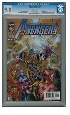 Avengers #v2 #9 (1997) Marvel Comics CGC 9.8 White Pages ZZ362