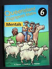 Queensland Signpost Maths Mentals 6 by A. Thomas and A. Parker (Paperback, 1996)