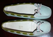 Prego Adorable Women's Loafers Italy Size 37.5 US size 7