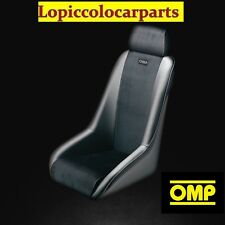 SEDILE OMP CLASSIC CON POGGIATESTA HA/737/E PER VETTURE STORICHE AUTO D'EPOCA