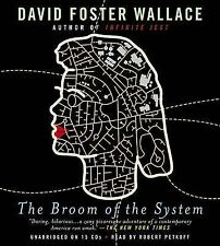 The Broom of the System by David Foster Wallace 14 CD Set NEW