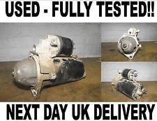Vauxhall sintra 2.2 DTI Démarreur mpv 1997 1998 1999 entièrement fonctionnel