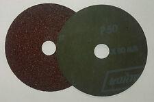 Norton F226 125mm x 22mm 50 Grit Zirconium Metalite Fibre Discs x25