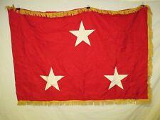 flag1008 Usmc 3 Star Lt Lieutenant General Service Flag W10F