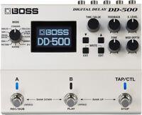 BOSS DD-500 Digital Delay Guitar Pedal