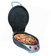 Stonewell Savormatic 1200W Non Stick Electric Grill Sandwich BBQ Pizza Maker
