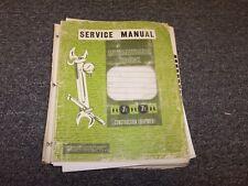 International Harvester 180 Pay Hauler Workshop Shop Service Repair Manual Book