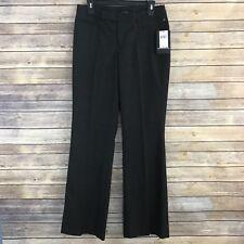 Harve Benard Womens Pants Straight Leg Trouser Style Dress Pants Flat Front 6