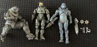 McFarlane Halo Action Figure Lot- 3 Figures