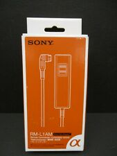Sony RM-L1am remote 5 meter/16.4 ft brand new new old stock