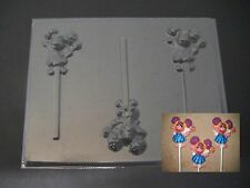 Abby Cadabby Sesame Street Lollipop Chocolate Candy Soap Crayon Mold