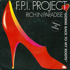 F.P.I. Project - Rich in Paradise/Going back to my Roots (Single)