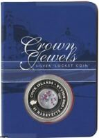 2003 CROWN JEWEL LOCKET Silver Proof Coin