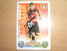 1  Match Attax Karte 2008/09 Tranquillo Barnetta  signiert rar