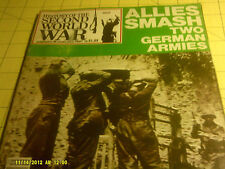 History of the Second World War 96 Issues Part 70 Allies Smash Two Armies