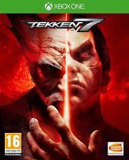 Tekken 7 XBOX ONE-Comme neuf - 1st classe livraison rapide
