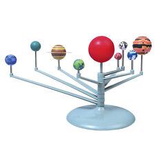 DIY Reading Children Toys Nine Planets Science Solar System Educational Toys