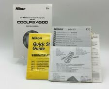 Nikon Guide to Digital Photography with the Coolpix 4500 Digital Camera