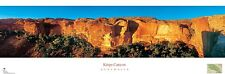 Panorama Poster of Kings Canyon, Australia