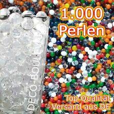 Dekogel ORANGE -70 RIESEN AQUALINOS ca 4-7 cm 50 g Aquaperlen Gelkugeln