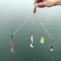 Convenient Fish Lure Hook Equipment Multifunctional Fishing Tackle Combination