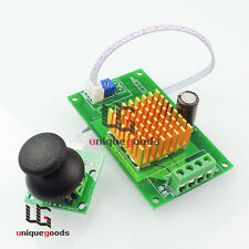 DC 12V-30V 6A PWM Motor Speed Controller Module Normal-Stop-Reverse Switch