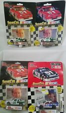 Ken Schrader Racing Champions Nascar lot 4 die cast cars 25 and 52 with cards