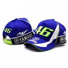 Yamaha Cap Motorcycle Logo Blue Men Women Racing Moto GP 46 Factory F1 Team Hat
