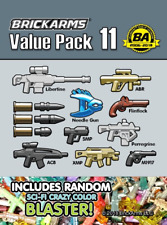 BRICKARMS Value Pack 11 compatible with Lego®