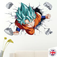 GOKU DRAGON BALL SUPER ANIME Wall Sticker Vinyl Decal Mural Poster