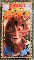 1997 Ernest Goes To Africa VHS