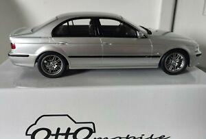 BMW E39 M5 Silver 1/18 Otto Model Car OT747 *NEW* SEALED