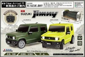 **NEW**RC SUZUKI JIMNY 2409 Jungle green Free Shipping From JAPAN