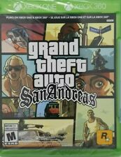 Grand Theft Auto San Andreas (Xbox One & Xbox 360)