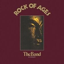 The Band Rock of Ages in Concert 2 X 180gm Vinyl LP Download 2015 &