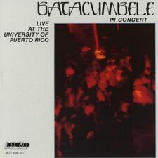 BATACUMBELE - IN CONCERT   CD NEU