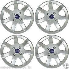 """OEM NEW 2005 Ford Focus 15"""" 7 Spoke Hub Cap SET ALL 4, Wheel Center Covers"""