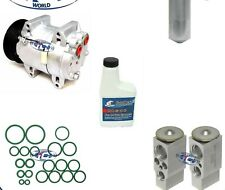 """A/C Compressor Kit Fits Volvo S60 2005 """"Except Rear Switch"""" 57544"""