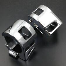 Chrome Switch Housing Cover for SUZUKI Marauder 1600 Boulevard M95 1992-2012