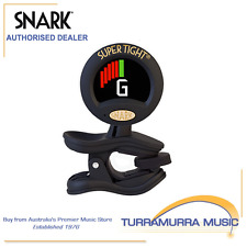 Snark ST8 Super Tight Clip On Chromatic All Instrument Tuner & Metronome WST8