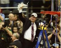 Bill Self Kansas Coach Signed 8x10 Photo Autograph BAS Beckett COA Authentic *09
