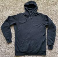 Nike Hoodie Black Swoosh White Center Check Sweatshirt Travis Scott Men's XXL