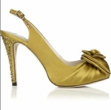 L.K. Bennett Satin Slim Heels for Women