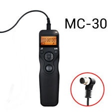MC30 Timer Remote Shutter Cord Camera For Nikon D800 D700 D300SC