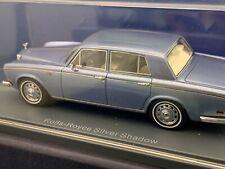 Neo 1:43 Rolls Royce Silver Shadow Blue OVP MIB Limited 1 of 300 so rare rar